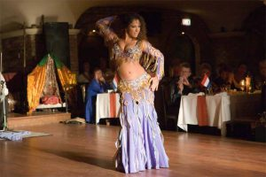 Belly Dancing in Turkey